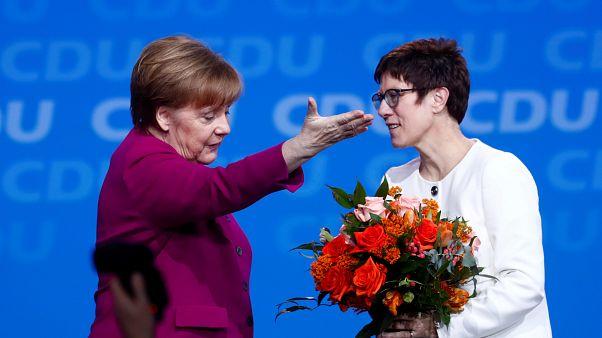 Merkel-Nachfolge: Kandidaten bringen sich in Stellung