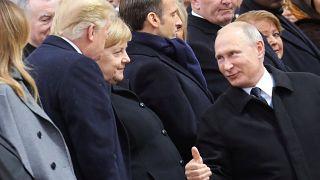 ABD Başkanı Trump ile Rusya Devlet Başkanı Putin Arjantin'de görüşecek