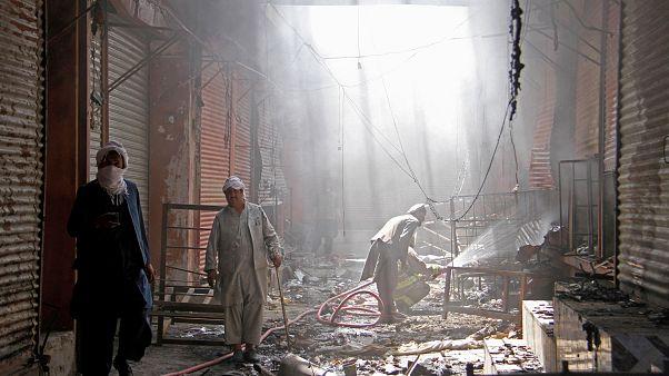 Afganistan'ın Gazne kentinde mezhep çatışması tehdidi büyüyor