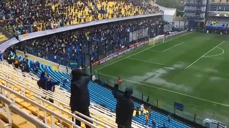 Elhalasztották a Libertadores-kupa döntőjét