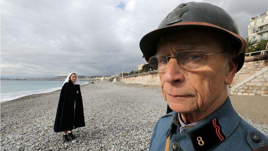 In pictures: Armistice centenary in Europe