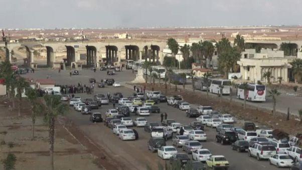 В Сирию - за покупками