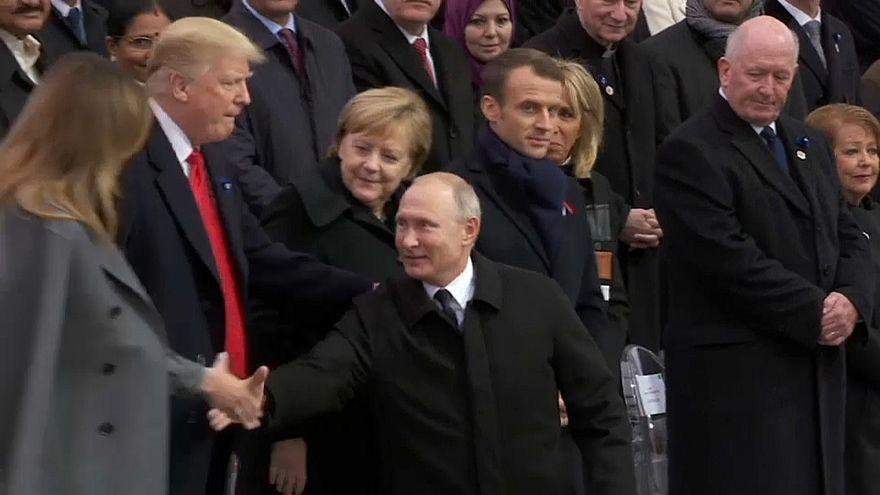 بوتين آخر الواصلين إلى منصة الكبار.. وانفتاح على الحوار مع واشنطن