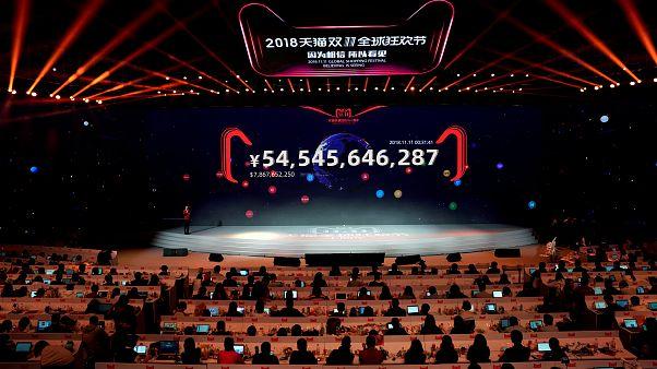Singles' Day: Milliarden in Minuten
