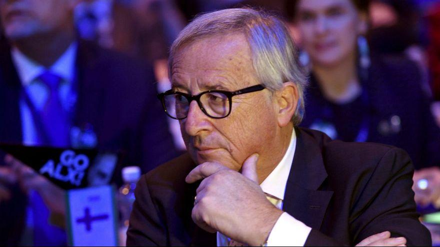ژان کلود یونکر، رئیس کمیسیون اتحادیه اروپا