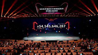 علیبابا رکورد شکست: ۲۵ میلیارد دلار فروش در کمتر از ۱۶ ساعت