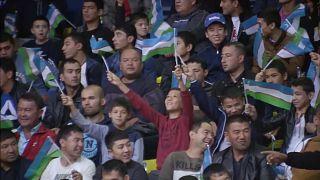 Judo, Grand Prix Tashkent: tre ori per l'Azerbaigian