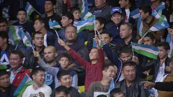 Fim do Grande Prémio de Tashkent: Kosovo campeão de medalhas e  Patrícia Sampaio sétima em -78 kg