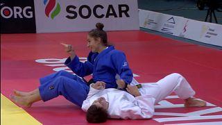 Judo Grand Prix Taschekent - Kosovo erfolgreichster Teilnehmer