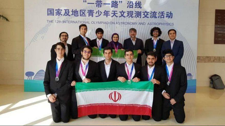 دانشآموزان ایرانی به مقام نخست المپیاد جهانی نجوم دست یافتند