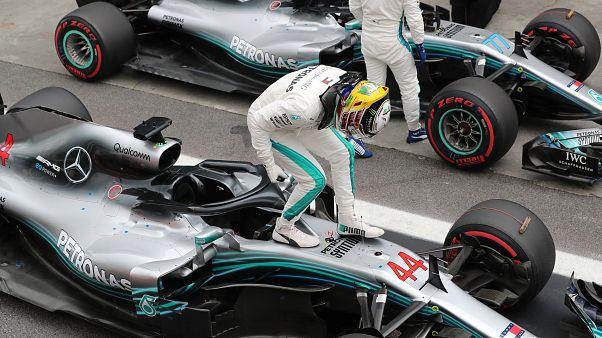 Formula 1'de 2018'in takımlar şampiyonu Mercedes oldu