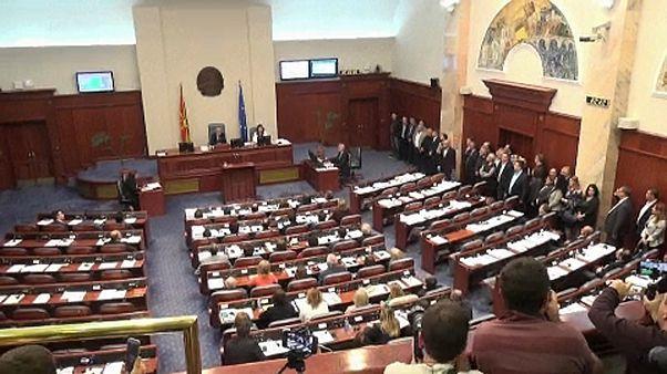 ΠΓΔΜ: «Πράσινο φως» από επιτροπή της Βουλής για τις συνταγματικές τροπολογίες
