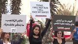 ماراثون بيروت تحت شعار مكافحة الاغتصاب