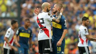 Copa Libertadores: Boca - River finisce 2-2, decisivo il ritorno