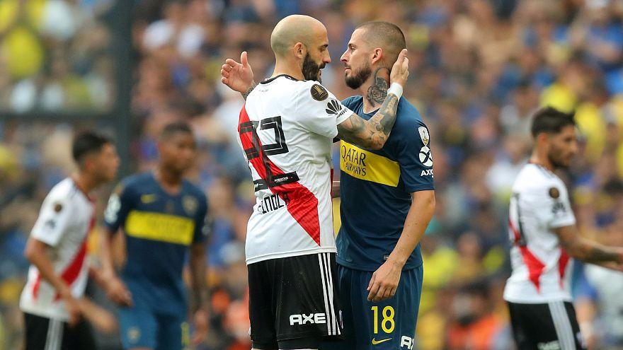 Döntetlen a Libertadores-kupa döntőjében