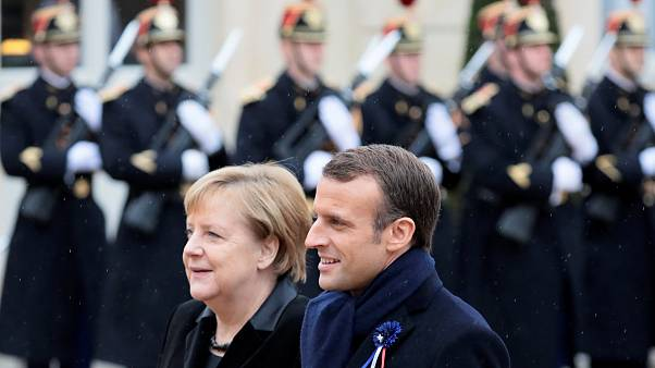 "Macron: ""Nationalismus ist Betrug"""