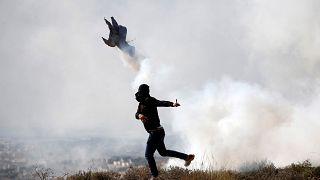 İsrail önce suikast düzenledi ardından havadan bombaladı: 7 ölü