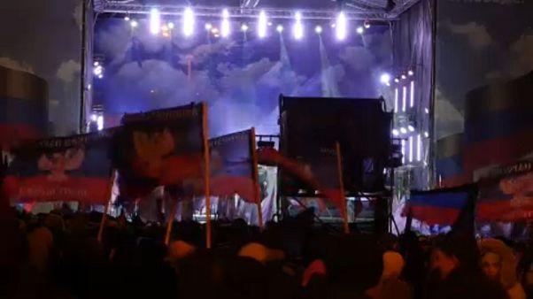Pushilin y Pasechnik ganan las polémicas elecciones de Dontesk y Lugansk