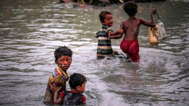 Myanmar'da soykırımdan kaçan 5 bin Arakanlı Müslüman geri gönderiliyor