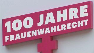 100 χρόνια ψήφος γυναικών στην Γερμανία