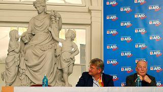AfD: Ärger um 130.000 Euro-Spende aus der Schweiz