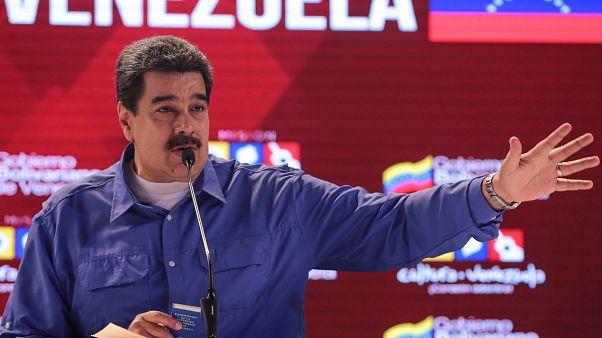 Duque dice que hay que acorralar a la 'dictadura' de Maduro