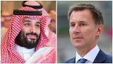 İngiliz Dışişleri Bakanı Hunt'tan Riyad'a ziyaret: Gündem Yemen ve Kaşıkçı
