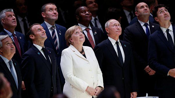 همایش صلح پاریس؛ مذمت وطن پرستی و انزوا گرایی در غیاب دونالد ترامپ