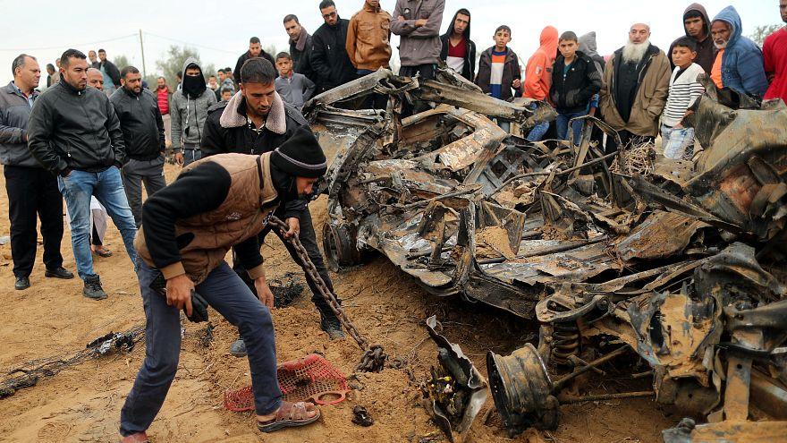 ماذا قالت إسرائيل عن هجوم خان يونس ومن هو الضابط الإسرائيلي الذي قُتل؟