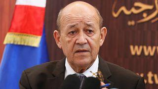 Ankara: Fransa Dışişleri Bakanının Cumhurbaşkanı Erdoğan'ı ithamı terbiyesizce