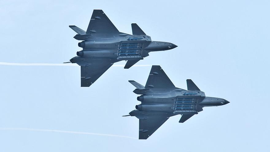 China shows off stealth planes that could knock America's best out
