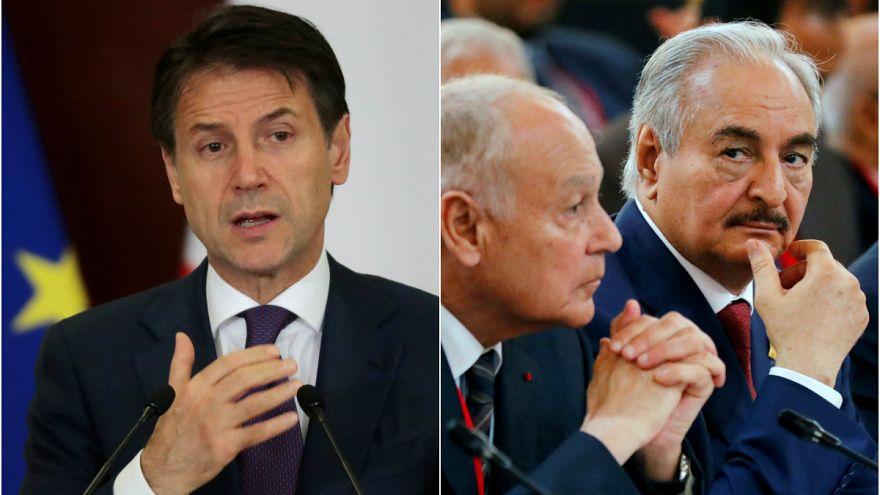 Kérdéses a Líbia-konferencia sikere