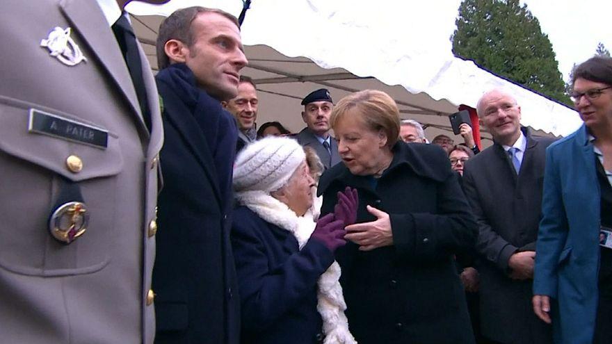 """""""Madame Macron ? Non, chancelière Allemagne !"""""""