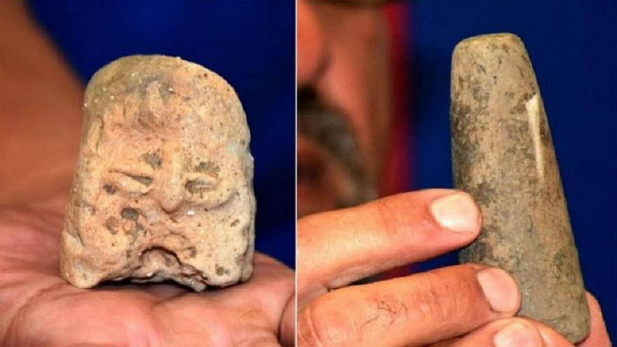 8000-year-old statue could 'push back' Europe's Neolithic era