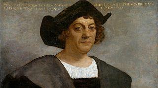 پرتره کریستف کلمب