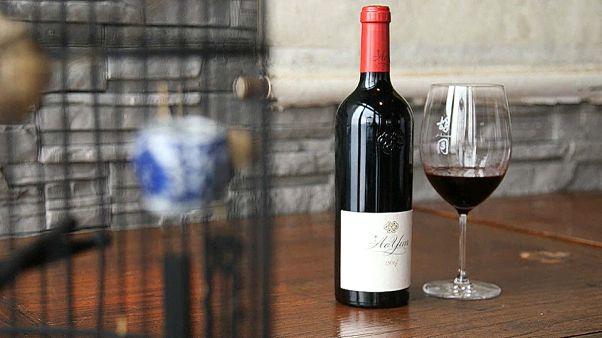 """""""Ao Yun"""", il vino di lusso tibetano"""