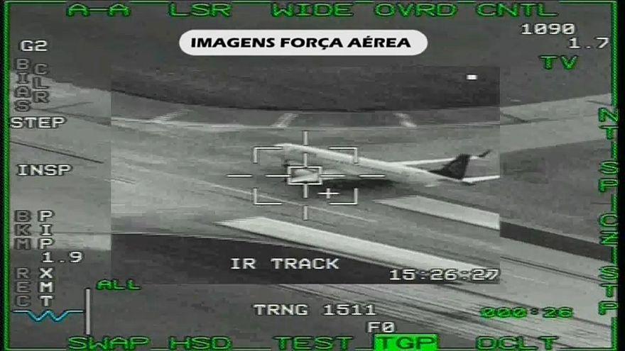 Duas aterragens de emergência em menos de 24 horas