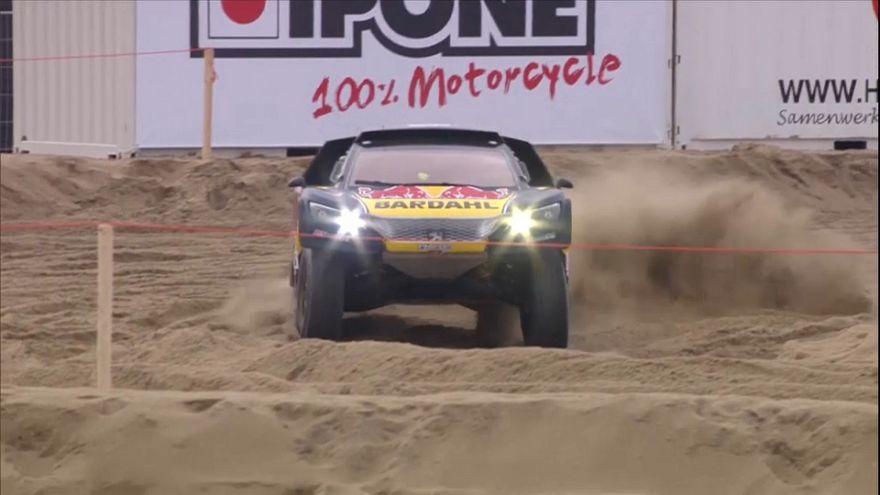 Sebastien Loeb volta ao Dakar como piloto privado