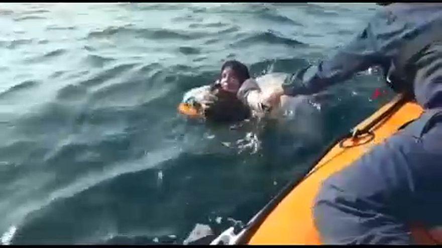 Menekülők hajója süllyedt el a török partoknál