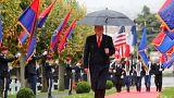 Fransız ordusundan Trump'a gönderme: Yağmur olsa da bizim için fark etmez