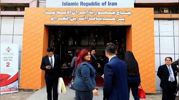 زورآمایی ایران و عربستان در بازار عراق؛ تهران نمایشگاه بغداد را قُرُق کرد