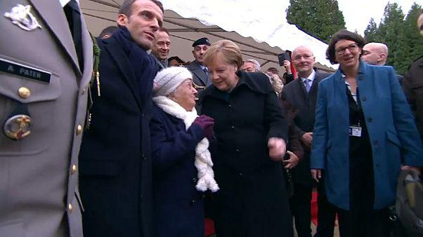 Μπέρδεψε την Μέρκελ με την Μπριγκίτε Μακρόν