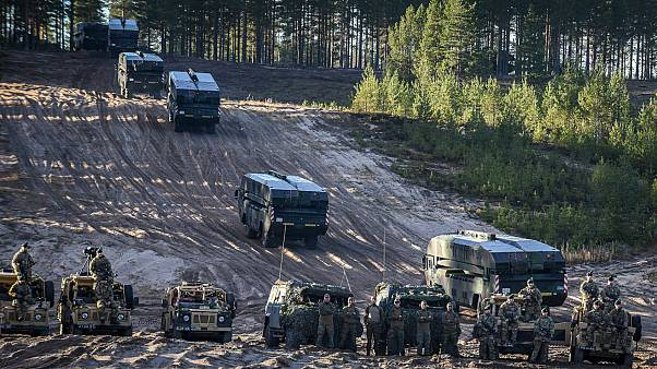Russia suspected of disrupting Finland's GPS signal during NATO war games