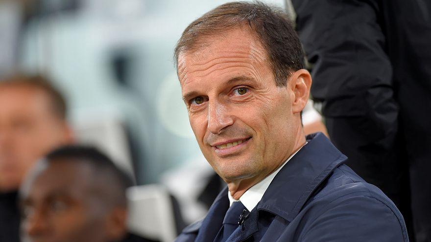 Allegri a Serie A legjobb edzője