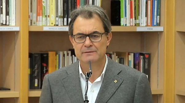Ex-chefe do governo catalão continua na mira da justiça