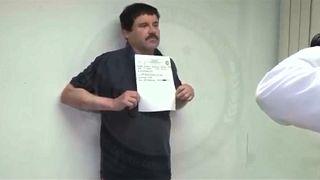 El Chapo se enfrenta a cadena perpetua