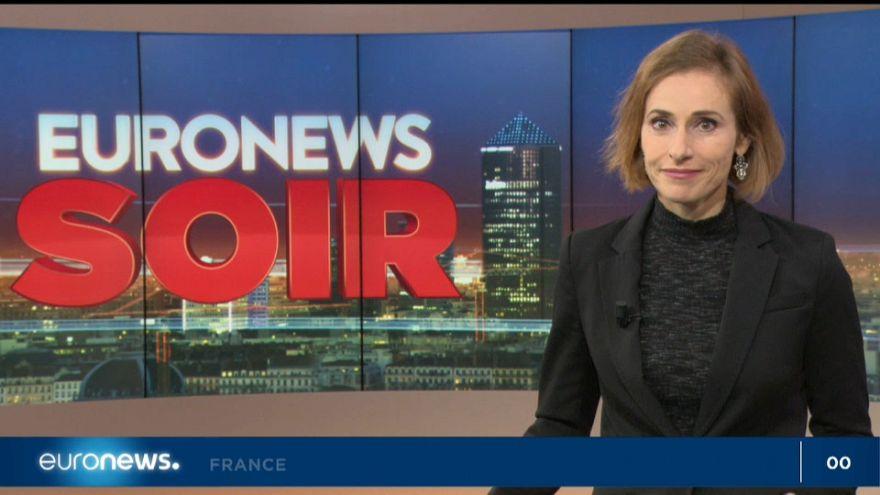 Euronews Soir : l'actualité de ce 12 novembre