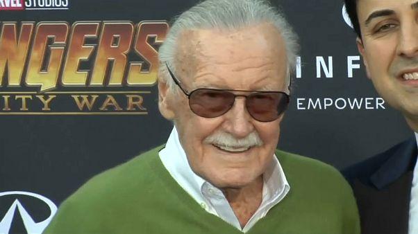 È morto a 95 anni Stan Lee, creatore dei supereroi Marvel