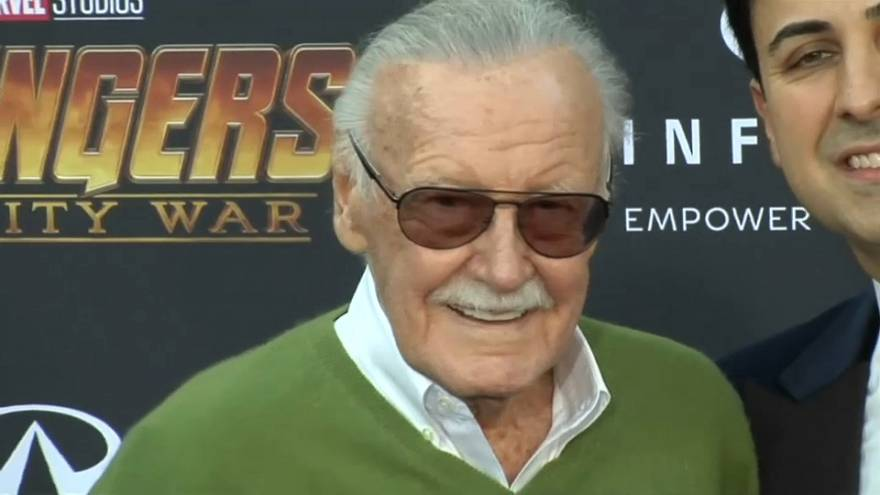 È morto a 95 anni Stan Lee, creatore dei supereroi Marvel