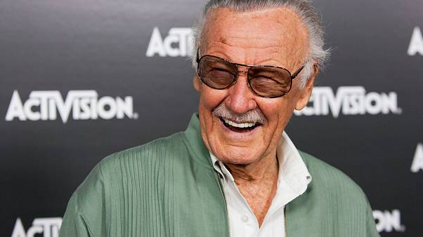 Stan Lee, o mítico criador de BD, morre aos 95 anos